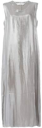 Golden Goose metallic tank dress