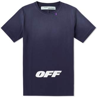 Off-White Off White Wing Off Slim Tee