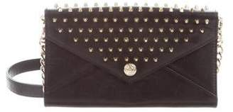 Rebecca Minkoff Studded Wallet On Chain