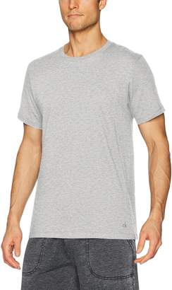 Calvin Klein Men's Cotton Classics Short Sleeve Crew Neck T-Shirt