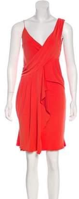 Zac Posen Sleeveless Knee-Length Dress