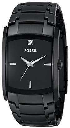 Fossil Men's FS4159 Stainless Steel Bracelet Analog Dial Watch
