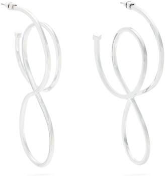 Balenciaga Circle hoop earrings