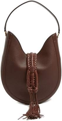 Altuzarra Ghianda small leather shoulder bag