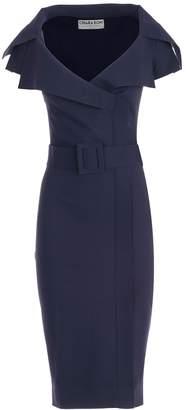 Chiara Boni La Petit Robe Di Belted Dress