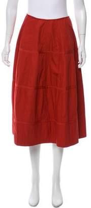 Dries Van Noten Embellished Skirt Set