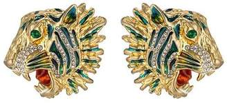 Gucci Tiger head earrings
