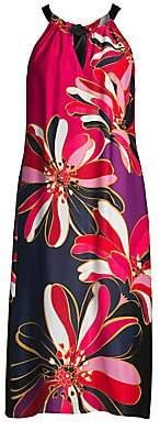 Trina Turk Women's Roe Floral Midi Dress