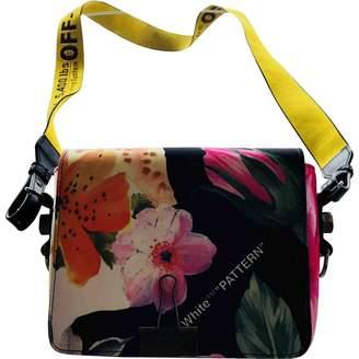 Off-White Off White Binder Other Cloth Handbag