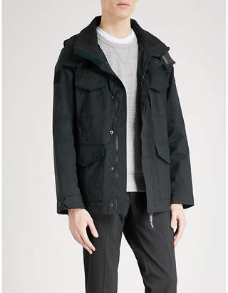 Canada Goose Voyager hooded shell jacket