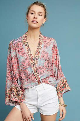 Anthropologie Rhea Kimono