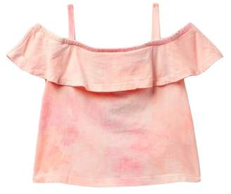Appaman Avila Off the Shoulder Tie Dye Tank (Toddler, Little Girls, & Big Girls)