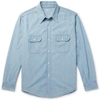 Chimala Cotton-Chambray Shirt