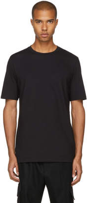 Helmut Lang Black Standard Fit T-Shirt
