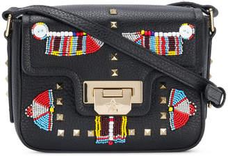 Ash etno embellished Salena bag