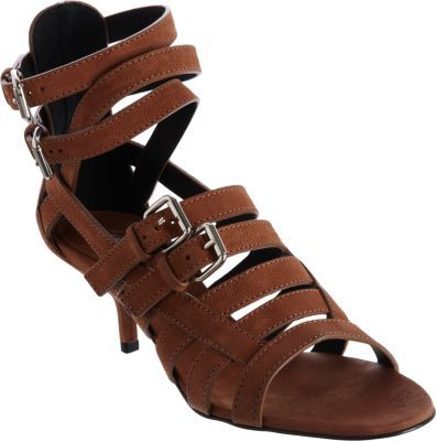 Giuseppe Zanotti Buckled Multi-Strap Sandal