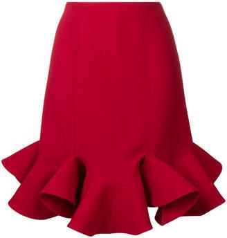 Valentino ruffled skirt