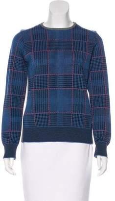 Toga Wool Blend Knit Sweater