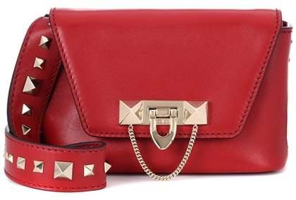 Valentino Garavani Demilune leather shoulder bag