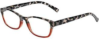 Couture SAV Eyewear (Select-A-Vision) VK Fashion Square Reading Glasses 1301