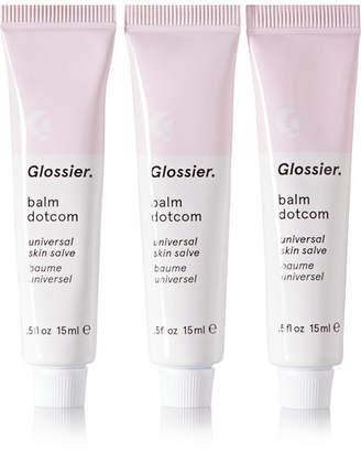 Glossier - Set Of Three Balm Dotcom