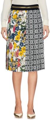 Fausto Puglisi Knee length skirts