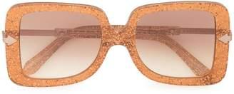 Karen Walker Eden square-frame sunglasses