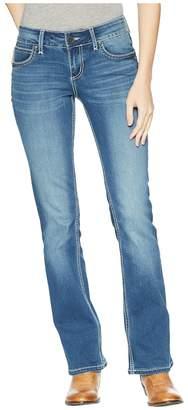 Wrangler Western Retro Mae Jeans Mid-Rise Women's Jeans