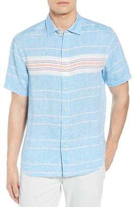Tommy Bahama Serape Stripe Linen Sport Shirt