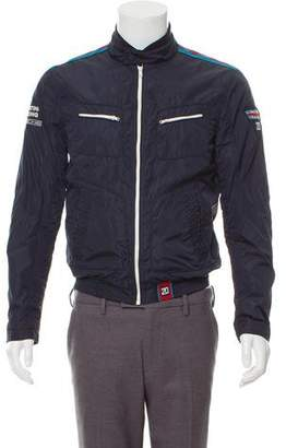 Porsche Design Striped Racing Jacket
