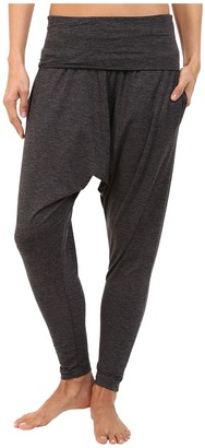 Hard Tail Rolldown Slouchy Drop Crotch Pants $88 thestylecure.com