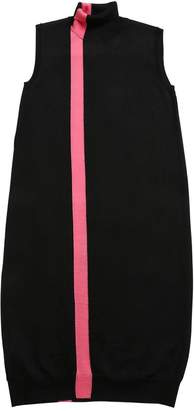 Sleeveless Wool Knit Dress