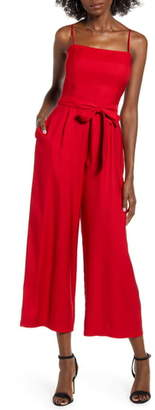 Leith Open Back Jumpsuit