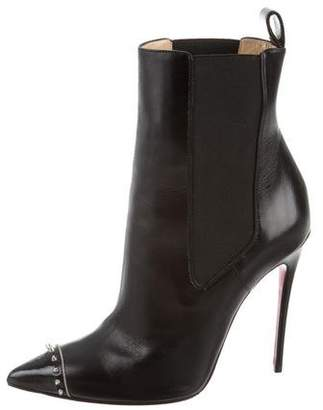 Christian Louboutin Banjo Spiked Boots