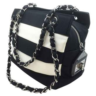 Chanel Grand shopping cloth handbag