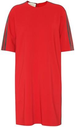 Gucci Stretch-jersey dress