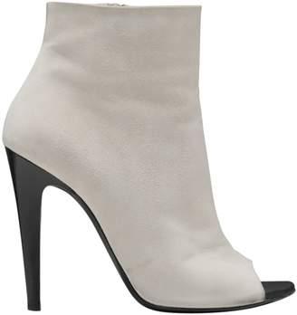 Bottega Veneta Open-Toe Boots