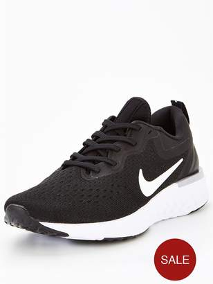 separation shoes 3a98b 8de31 at Littlewoods · Nike Odyssey React - Black White