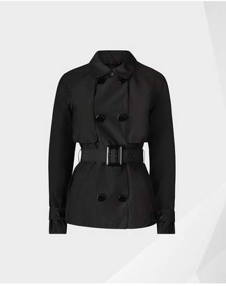 Hunter Womens Original Refined Trench Jacket