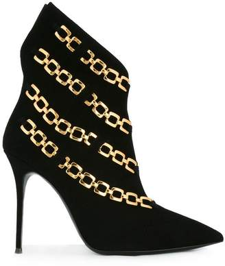 Giuseppe Zanotti Design 'Karine' boots