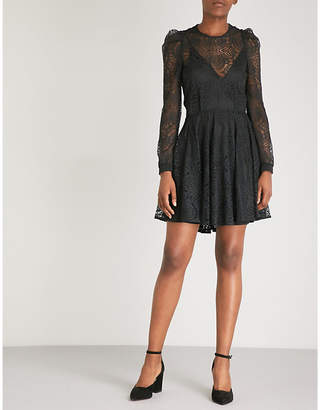 Maje Rizone lace dress