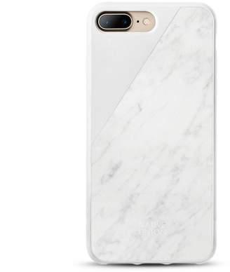 Native Union CLIC Marble iPhone 7 Plus/8 Plus case - White