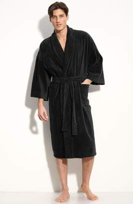 Majestic International Terry Velour Robe f3bcaace4