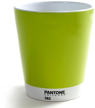 Pantone UNIVERSE Orchid Pot Medium Parrot Green