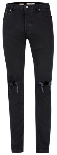 Men's Topman Ripped Skinny Fit Jeans 2