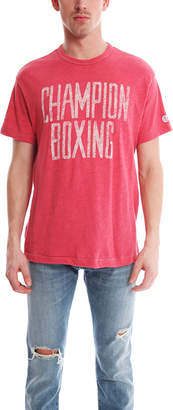 Todd Snyder Champion Boxing Graphic Tee