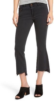 Women's Dl1961 Lara Crop Flare Jeans $198 thestylecure.com