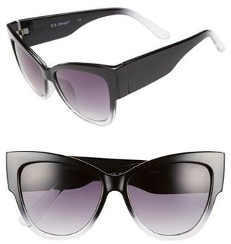 A.J. Morgan 'Hopper' 55mm Sunglasses $24 thestylecure.com