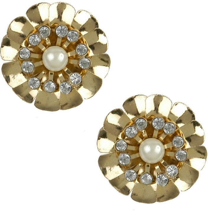 Irene Flower Earrings