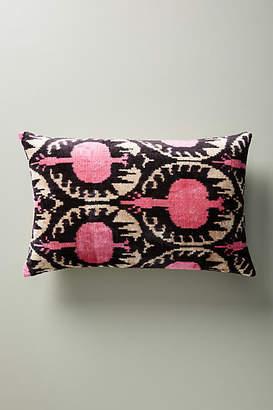 JB Martin Patterned Velvet Pillow